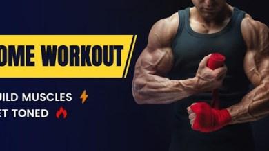 صورة تطبيق Home Workout for Men للتمرن في المنزل بدون معدات