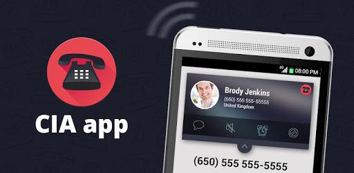 تطبيق CIA – App de ID  - موقع لمعرفة رقم المتصل من اي دولة