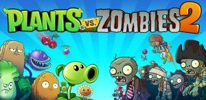 لعبة Plants vs Zombies 2 300x146 - العاب استراتيجية اوف لاين