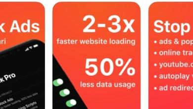 صورة تطبيق AdBlock Pro – حاجب الإعلانات على سفاري الآيفون متاح الآن مجانا