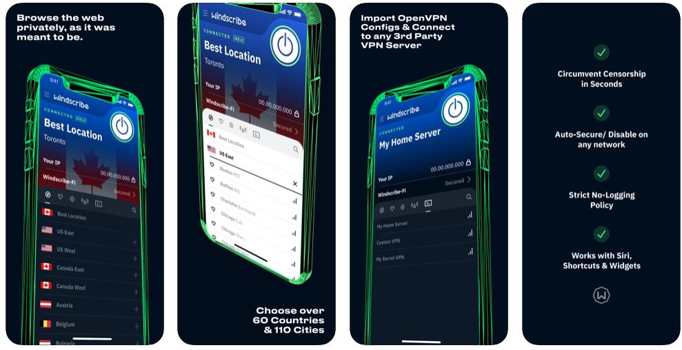 2020 05 09 23 13 13 Window - تطبيق Windscribe VPN يقدم خدمة VPN مجانية للجوال