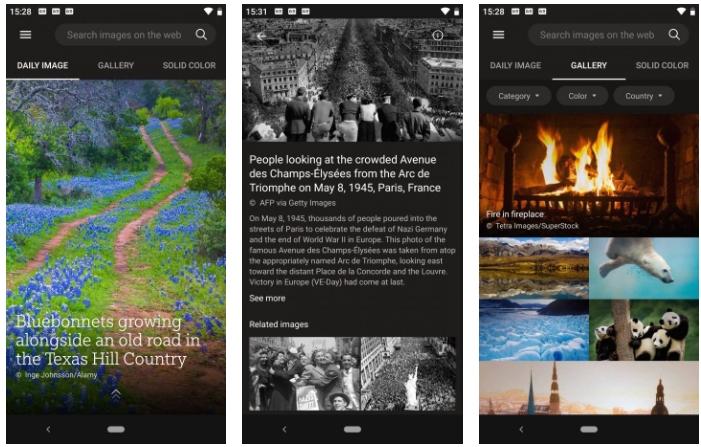2020 05 12 00 38 41 Window - Bing Wallpapers - تطبيق الخلفيات الجديد من مايكروسوفت