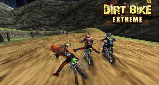 Dirt Bike Extreme - تحميل العاب سيارات بدون نت للكمبيوتر