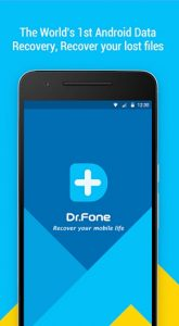 برنامج دكتور فون 165x300 - برنامج استعادة المحذوفات للأندرويد