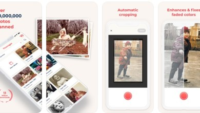 Photo of تطبيق Photo Scan لحفظ الصور الفوتغرافية من الواقع بالجوال
