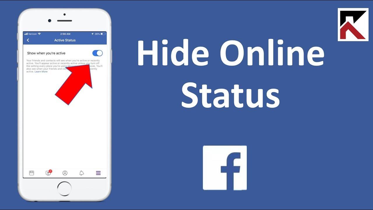 Online Status Facebook Ausschalten