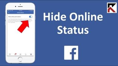 Hide appearing on Facebook - اخفاء الظهور في الفيس بوك للاندرويد