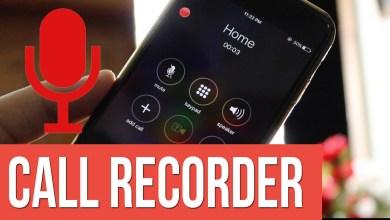 Record calls to iPhone - تسجيل المكالمات للايفون بدون برامج