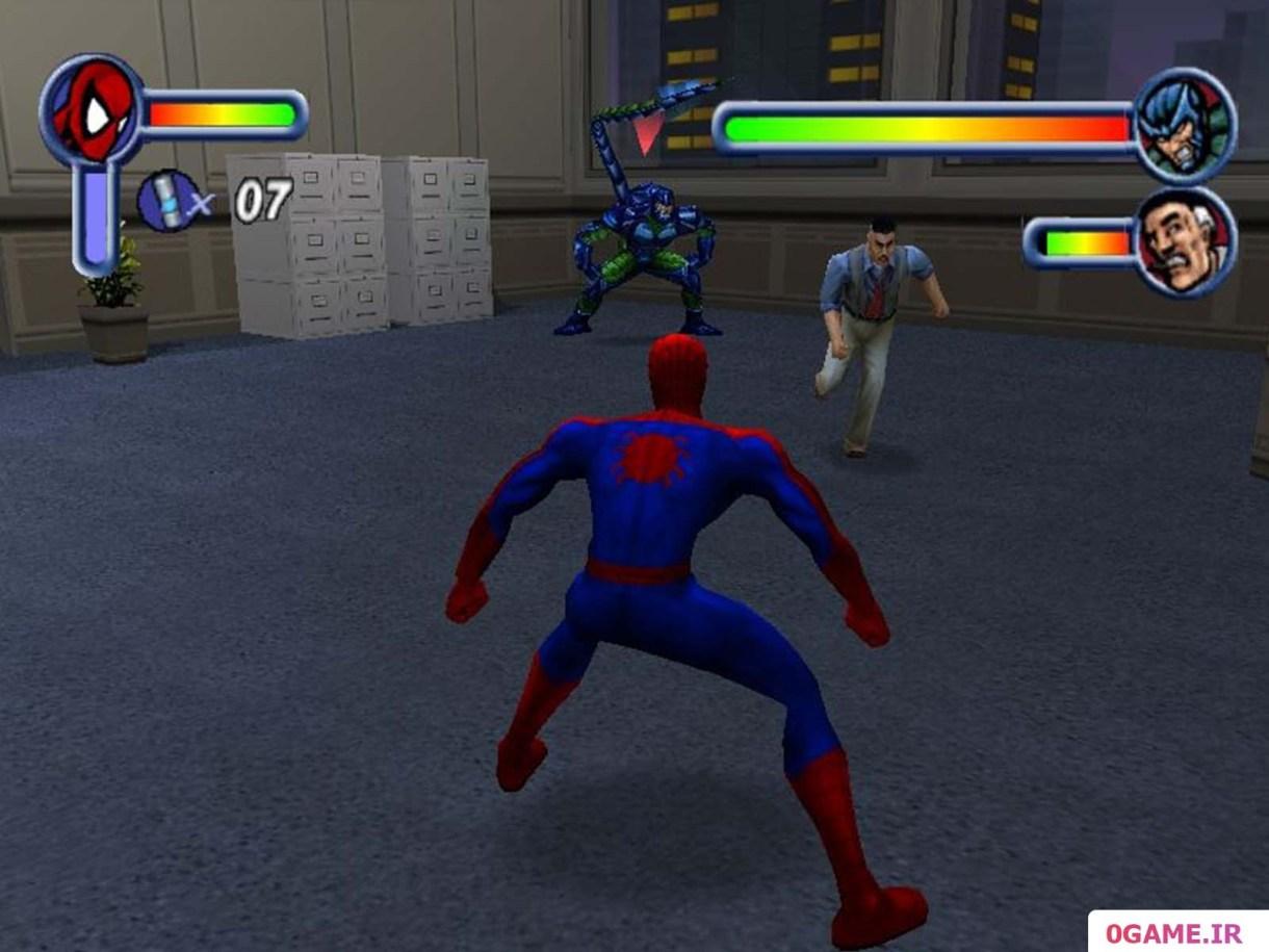 تحميل لعبة سبايدر مان 10 2 - تحميل لعبة سبايدر مان 10 | تحميل لعبة Spider Hero: Superhero Fighting