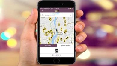 صورة تحميل تطبيق easy taxi للسائق للايفون مجانا