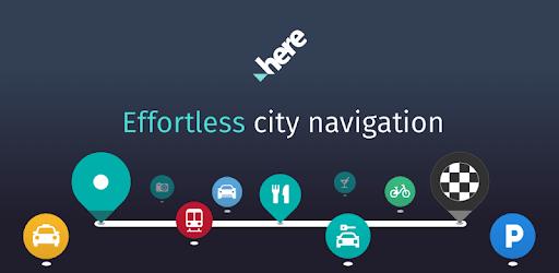خرائط here للسيارة - خرائط here للسيارة | أسباب تفوق تطبيق خرائط here للسيارة على جوجل مابس