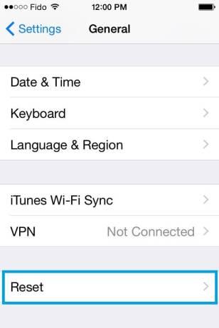 شبكة ايفون 7 - حل مشكلة لا توجد خدمة في الايفون 7