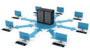 Our services - picture of a database setup system