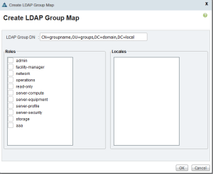 LDAP Group Maps