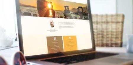 Neue Praxis – neue Website für Mag. Roland König