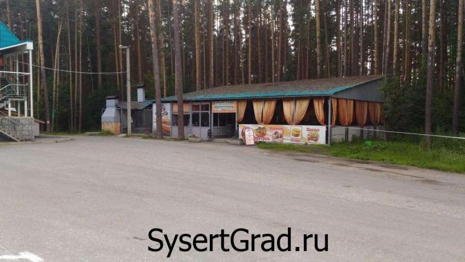 На выходных посетили кафе Магистраль на трассе Екатеринбург - Челябинск