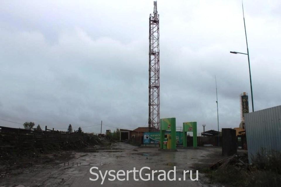 На АЗС Башкирские Нефтепродукты в Сысерти планируется открытие второй колонки для заправки