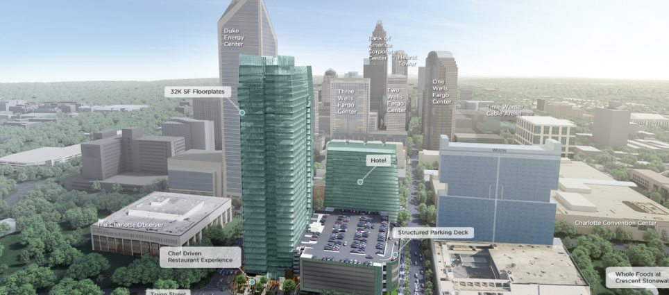 Tryon Place Tower Charlotte NC  Syska Hennessy Group