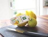 3 økologiske sitroner