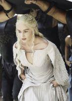 Så vidt jeg forstår er dette det et av det seneste kjoledesign for Daenerys