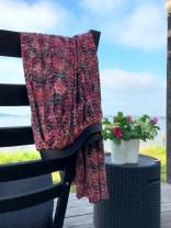 Skjørt med strikk i livet - enkelt å ha på og hurtig å ta av