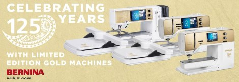 Når ikke Morten holdt kurs solgte han disse lekre symaskinene...
