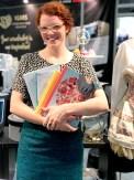 Mari er en produktiv dame med 4 bøker under vesten