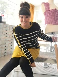 Det er ikke nødvendig med en prøvedukke for å sy klær, men det hjelper med å få overblikket over det man syr