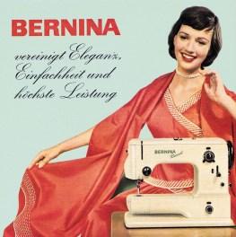Elsker denne vintage plakaten og kjolen