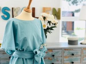 Kjolen er klar og jeg håper på godt vær...