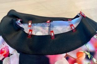 Fest belegget med Wonderclips