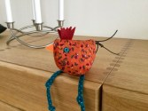 Skjønn høne fra Hanne Dalgaard Christensen