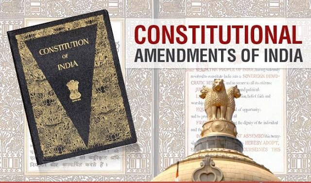 constitutional amendment act