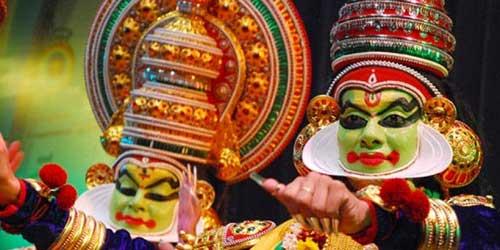 kathakali dance drama