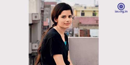 Topper's Story - Vandana IAS - Ranked 8th with Hindi Medium