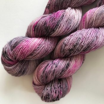 Sysleriget Merino Singles Midnight Queen