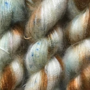 Sysleriget Silk Mohair The Bird