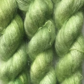 Sysleriget Silk Mohair Sour Apple