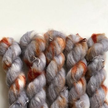 Sysleriget Silk Mohair Head over Heels