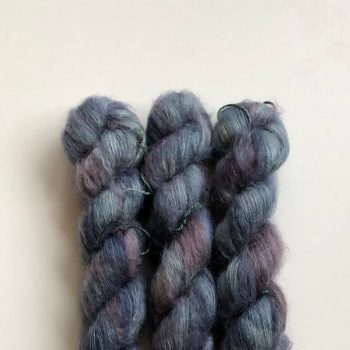 Sysleriget Silk Mohair November Nights