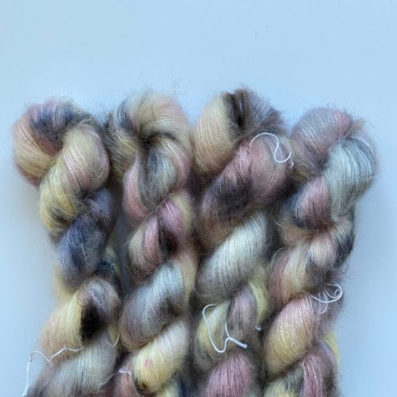 Sysleriget Silk Mohair For a Rainy Day