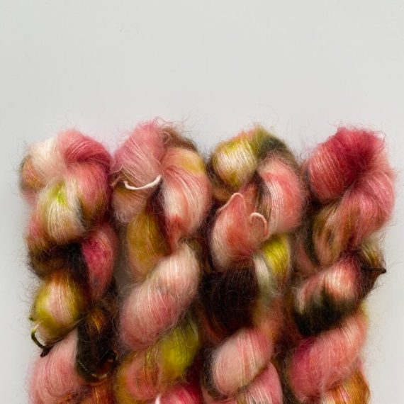 Sysleriget Silk Mohair New Look