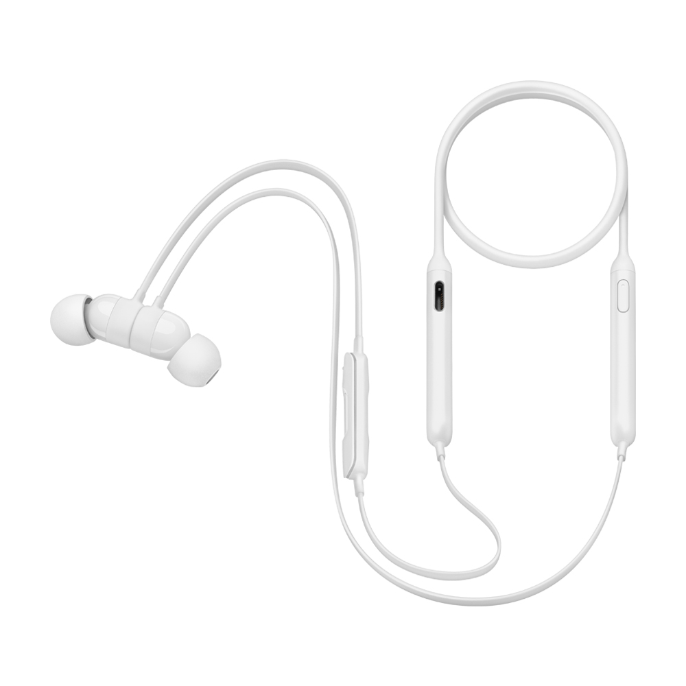 Sysme, Apple Authorized, BeatsX Earphones White (MLYF2ZM/A)