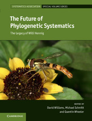 The Future of Phylogenetic Sysytematics