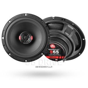 DB Drive S65 2war coaxial