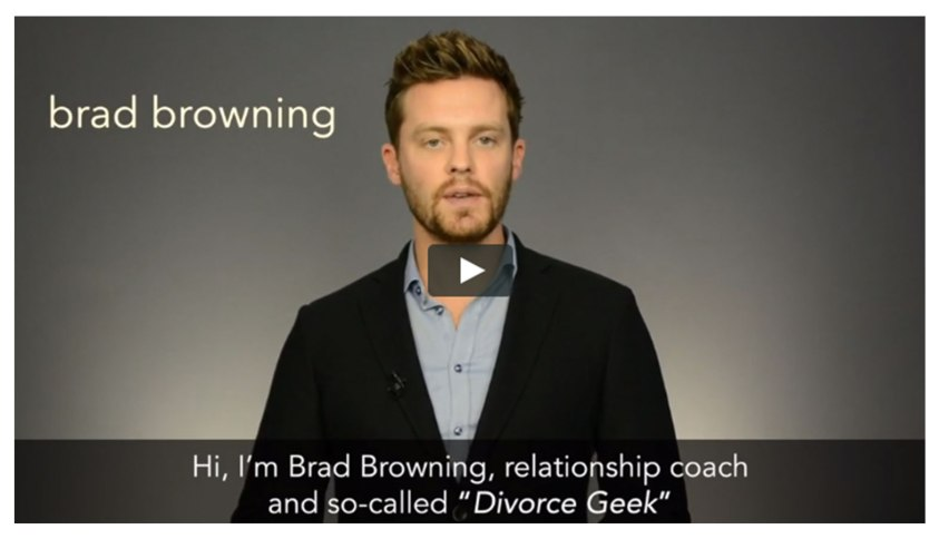 Brad Browning Mend The Marriage