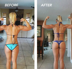 Unlock Your Glutes Before and After
