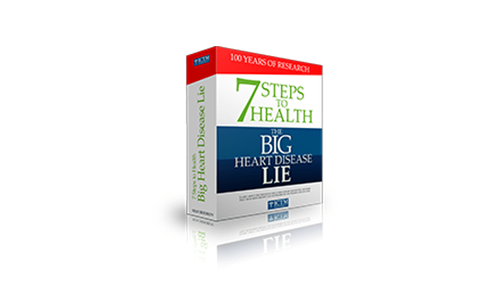 7 Steps To Health Big Heart Disease Lie review