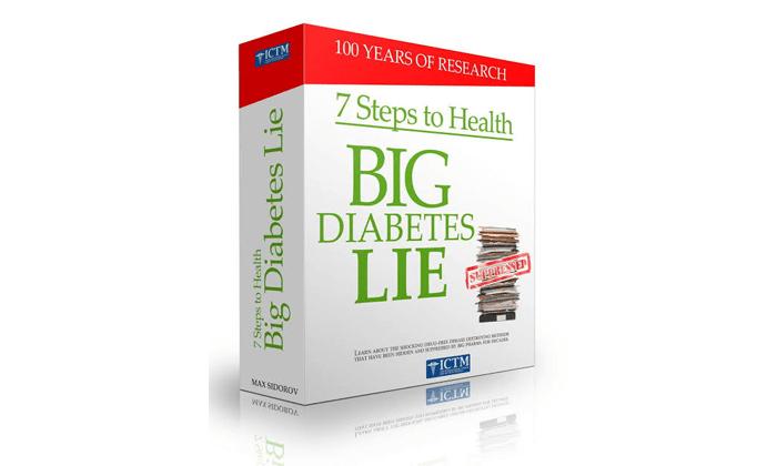 Big Diabetes Lie review