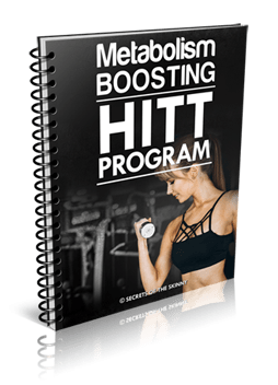 Metabolism boosting hitt program bonus